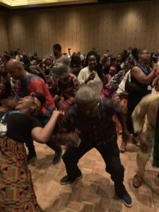 Kwanzaa Party at PNC Conference